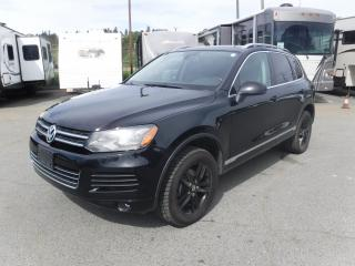 Used 2011 Volkswagen Touareg V6 TDI Diesel for sale in Burnaby, BC