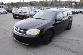 Used 2013 Dodge Avenger SE for sale in Burnaby, BC