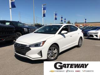 Used 2019 Hyundai Elantra Preferred|Lane Keep|Blindspot Detect|Backup Cam| for sale in Brampton, ON