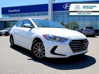 Used 2017 Hyundai Elantra - $100.98 B/W for sale in Brantford, ON