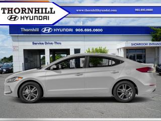 New 2018 Hyundai Elantra GL Auto  - Heated Seats for sale in Thornhill, ON