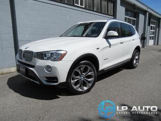 Used 2015 BMW X3 xDrive28i for sale in Richmond, BC