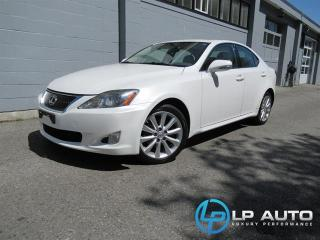 Used 2010 Lexus IS 250 4dr All-wheel Drive Sedan for sale in Richmond, BC