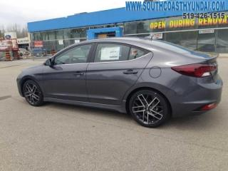 New 2019 Hyundai Elantra Sport AT  - $148.17 B/W for sale in Simcoe, ON
