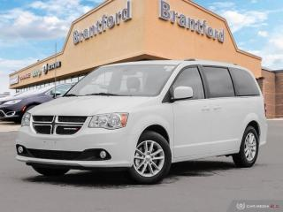 New 2019 Dodge Grand Caravan SXT Premium Plus  -  Uconnect - $223.05 B/W for sale in Brantford, ON