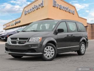 New 2019 Dodge Grand Caravan Canada Value Package  - $186.09 B/W for sale in Brantford, ON