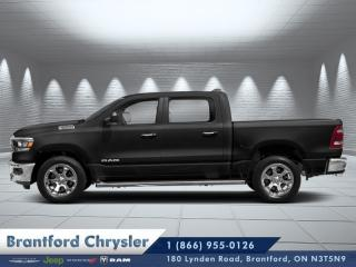 New 2019 RAM 1500 Sport  - Sunroof - Leather Seats - $367.00 B/W for sale in Brantford, ON