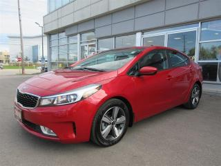 Used 2018 Kia Forte LX+ Demo/Camera/Heated seats/Android Auto Apply Car Play/ Huge Demo sale is ON! for sale in Mississauga, ON