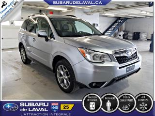 Used 2016 Subaru Forester 2.5i Limited ** Cuir Toit Navigation ** for sale in Laval, QC