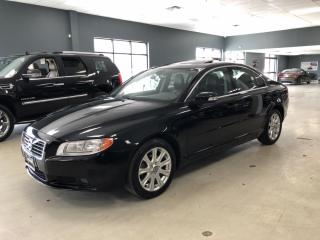 Used 2011 Volvo S80 3.2*LEATHER*SUNROOF*HEATED SEATS*LOW KM*CERTIFIED* for sale in North York, ON
