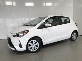 Used 2018 Toyota Yaris LE, A/C, Caméra De Recul for sale in Montréal, QC