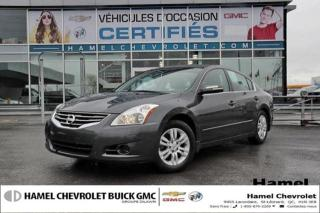 Used 2011 Nissan Altima 2.5 S for sale in St-Léonard, QC