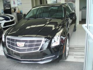 Used 2015 Cadillac ATS for sale in Thetford Mines, QC