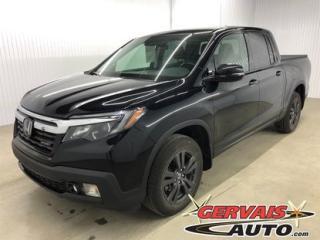 Used 2017 Honda Ridgeline Sport Awd T.ouvrant for sale in Shawinigan, QC