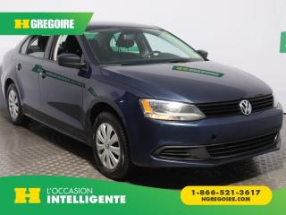 Used 2013 Volkswagen Jetta TRENDLINE A/C for sale in St-Léonard, QC