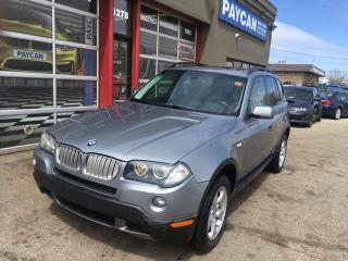 Used 2007 BMW X3 3.0Si for sale in Kitchener, ON