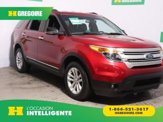 Used 2013 Ford Explorer XLT AWD CUIR MAGS 7 for sale in St-Léonard, QC