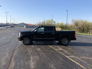 Used 2015 GMC Sierra 1500 SLE Crew CAB 4X4 for sale in Cayuga, ON
