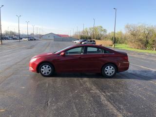 Used 2011 Hyundai Sonata GLS FWD for sale in Cayuga, ON
