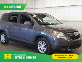 Used 2014 Chevrolet Orlando 7 Passagers A/c for sale in St-Léonard, QC