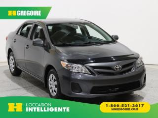 Used 2013 Toyota Corolla LE AC GR ELEC for sale in St-Léonard, QC