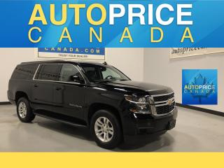 Used 2019 Chevrolet Suburban LS LEATHER REAR CAM ALLOYS for sale in Mississauga, ON