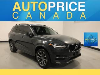 Used 2017 Volvo XC90 T6 Momentum NAVI|PANOROOF|LEATHER for sale in Mississauga, ON