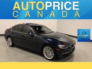 Used 2015 BMW 328 i xDrive AWD|MOONROOF|NAVIGATION|LEATHER for sale in Mississauga, ON