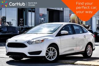 Used 2016 Ford Focus SE|Backup_Cam|Bluetooth|Heat.Frnt.Seats|Keyless_Entry|Voice.Command for sale in Thornhill, ON