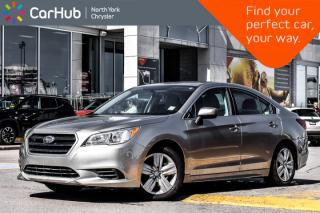Used 2016 Subaru Legacy 2.5i|Backup_Cam|Bluetooth|SiriusXM|Keyless_Entry|Heat.Frnt.Seats| for sale in Thornhill, ON