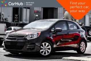 Used 2016 Kia Rio EX|Sunroof|Backup_Cam|Heat.Frnt.Seats|Bluetooth|SAT.Radio|Keyless_Entry| for sale in Thornhill, ON