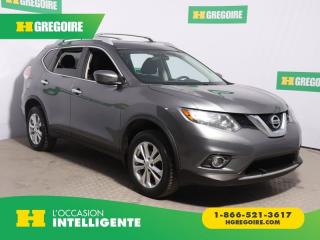 Used 2016 Nissan Rogue Sv Awd Mags Camera for sale in St-Léonard, QC