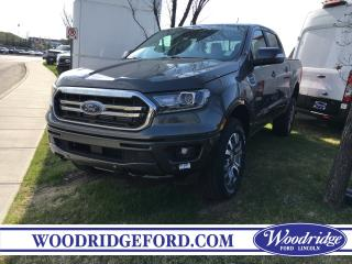 New 2019 Ford Ranger LARIAT for sale in Calgary, AB