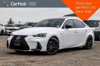 Used 2017 Lexus IS 300 AWD|Navi|Sunroof|Backup Cam|Bluetooth|Line Departure|Heated Front Seats|17