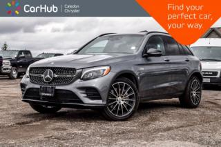 Used 2017 Mercedes-Benz GL-Class AMG GLC 43|4Matic|Navi|Pano Sunroof|Backup Cam|Bluetooth|Leather|20