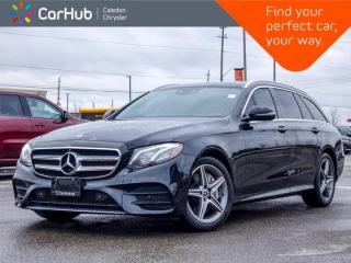 Used 2017 Mercedes-Benz E-Class E 400 4Mati Wagon 7 Seater Navigation Panoramic Sunroof Leather Backup Camera Blind spot 18