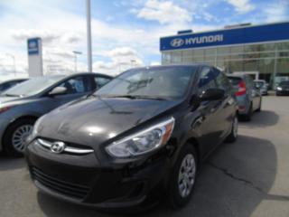 Used 2016 Hyundai Accent Hayon 5 portes, boîte automatique, LE for sale in Joliette, QC