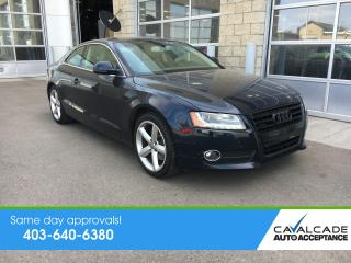 Used 2009 Audi A5 3.2L for sale in Calgary, AB
