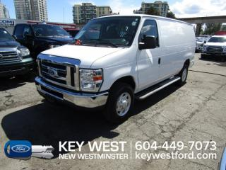 Used 2014 Ford Econoline Cargo Van Commercial for sale in New Westminster, BC