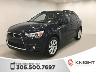 Used 2012 Mitsubishi RVR GT AWD | Heated Seats | Sunroof for sale in Regina, SK