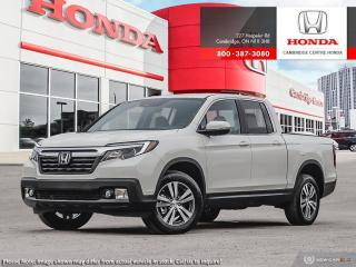Used 2019 Honda Ridgeline EX-L for sale in Cambridge, ON