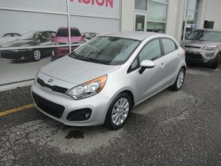 Used 2015 Kia Rio5 RIO 5 EX CAMERA DE RECUL for sale in Montréal, QC