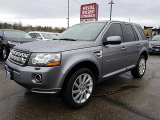 Used 2013 Land Rover LR2 NAVIGATION !!  SUNROOF !!  LEATHER !! for sale in Cambridge, ON