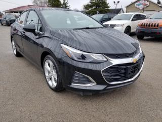 Used 2019 Chevrolet Cruze Premier for sale in Kemptville, ON