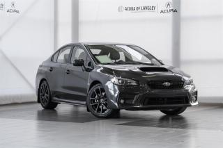 Used 2018 Subaru WRX 4Dr Sport-Tech Pkg 6sp for sale in Langley, BC