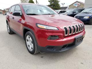 Used 2014 Jeep Cherokee Sport for sale in Kemptville, ON