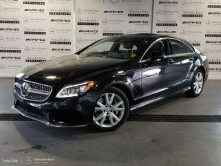 Used 2016 Mercedes-Benz CLS550 4MATIC Coupe for sale in Calgary, AB