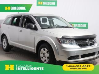 Used 2012 Dodge Journey VALUE PKG A/C for sale in St-Léonard, QC