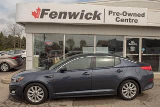 Used 2015 Kia Optima EX Luxury at for sale in Sarnia, ON