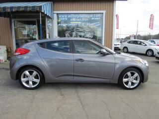 Used 2015 Hyundai Veloster 3DR CPE for sale in Prevost, QC